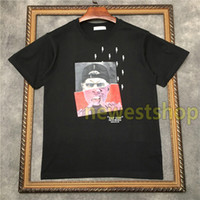 여름 망 기하학 인쇄 Tshirt 고품질 Womens 디자이너 티셔츠 Camisetas 사진 인쇄 티셔츠 Unsex Cotton Tee