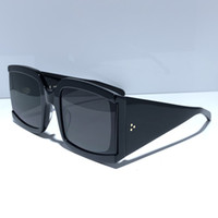 4S084 أزياء في الهواء الطلق نظارات شمسية أودري المرأة الكبيرة الإطار الكامل رفرف أعلى النظارات الشمسية النظافة اللوحات الإطار يأتي مع حزمة النظارات الشمسية الكلاسيكية