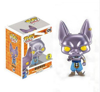 Nuovo Funko Pop! Anime Dragon Ball Metallic Action Figure Esclusivo con Box Toy Gift FOR KIDS