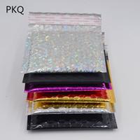 150 stücke 15 * 13 cm bubble Mailer Gepolsterte Umschläge Verpackung Versand Taschen mit Blase Stoßfest Wasserdichte Meldung Umschlag Taschen