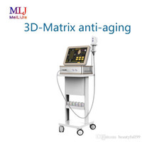 2020 الشحن مجانا 3D HIFU 12 خطوط مصفوفة ثبات مكافحة الشيخوخة آلة جمال البشرة مع 3 خراطيش 1.5 3.0 4.5