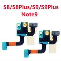 Proximity sensor Light-sensitive for Samsung Galaxy S8 G950F S8 Plus G955F S9 Plus G965F Note 9 Note9 Camera Flash Flex Cable
