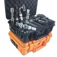 좋아하는 Pelic 전자 전기 DAB 네일 키트 E Dabber 네일 석영 네일 티타늄 증기 왁스 드라이 허브 전자 온도 컨트롤러 박스