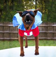 مقاومة للشمس طوي كلب نظارات شمسية الحيوانات الأليفة الكلب واقية نظارات النظارات الشمسية فوق البنفسجية الكلب العين واقية نظارات مستلزمات الحيوانات الأليفة UK9