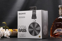 New SONY XB650 Wired Headphones With Microphone Over Ear Hea...