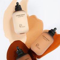 Pudaier Flüssige Flasche Foundation Silky Moisturizing Nude Concealer Make-up Foundation Gesicht Tönungs Werkzeuge Hersteller Großhandel U0203