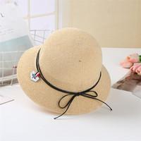 ceb757d543 2019 nueva primavera   verano sol sombrero señoras tendencia al aire libre viajes  de ocio sombrero