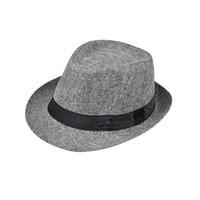2021 Chapéu dos homens clássicos Chapéu superior de meia idade e idosos Sunscreen Suncreen Sun Chapéu de palha ao ar livre