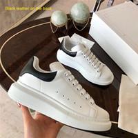Top Homens Mulheres Sapatos casuais Moda arco-íris 3M reflexivo veludo couro preto Sneakers plataforma do partido diárias Estilo de vida Sapatos Chaussures