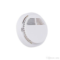 Hot Smoke Detector Alarms System Sensor Fire Alarm Detached ...