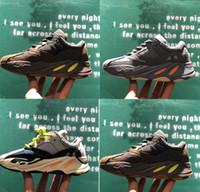 Großhandel Addidas Yeezy 700 Kinder Schuhe Wave Runner 700