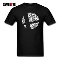 All Things Smash Final Roster Super Smash Bros T Shirt Men A...