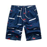 Homens Shorts Missky Men Summer Swimwear Impressão rápida de secagem rápida para surf praia use roupas masculinas