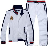 2020 Hoodies dos homens e camisolas Sportswear Homem Polo Jaqueta Calças Jogging Bocger Sets Turtleneck Sports Tracksuits Suor Suor