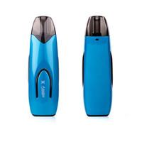 100% d'origine Kamry X Pod Kit e-cig 650mAh batterie au lithium à haut débit avec stylo vape cartouche 2.0ml