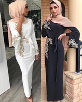 Mulher Abaya Dubai Muçulmano Hijab Vestido Abayas Mulheres Marroquinas Kaftan Caftan Vestidos Turco Prayer Islâmico Roupas Robe Femme