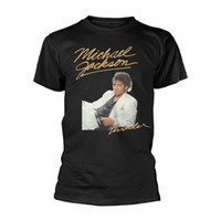 Michael Jackson Thriller Album Cover Officiel Tee shirt Homme M L 234XL N275
