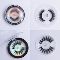 27 Styles Faux Cils Cils 3D en Vison 3D Protéines de Soie Cils Doux Naturel Épais Faux Cils Eye Lashes Extension Maquillage pour la beauté