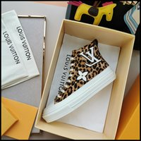 2020R new ladies casual fashion short boots luxury ladies travel party shoes, leather material fast delivery original box packaging