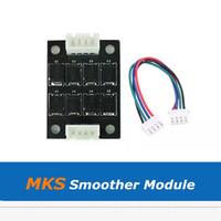 4 개 / 많은 3D 프린터 제품 MKS 보드 Stepstick 필터 원활한 부가 기능 모듈을위한 3D 프린터 스테퍼 모터 드라이버