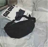 nouveau concepteur de marque taille loisirs Sacs à bandoulière sac banane pour les hommes et les femmes Lettre de haute qualité Oxford Sac de taille 111 Packs