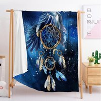 designer luxury Dream catcher throw blanket sleeping blanket...