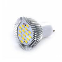 Lexing Lighting GU10 5W 350LM 15 LED's SMD-5730 AC / 85-265V Spotlight