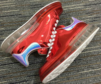 2020 moda kadife lüks tasarımcı Mq ayakkabı erkek kadın Sneaker Için kalın alt Beyaz Siyah Kırmızı erkek eğitmenler rahat ayakkabılar boyutu 36-44