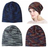 أزياء للجنسين محبوك القبعات قبعة صغيرة الإبداعية النساء قبعات الدافئة الهيب هوب الشتاء لينة في الهواء الطلق بونيه التزلج كاب LJJT1610