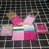 Блеск Алмаз 3D накладные ресницы чехлы норковые ресницы коробки упаковка пустые ресницы чехол Bling блеск ресниц коробка без ресниц