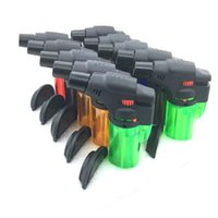 1300C Butane Scorch Torch Jet Flame Lighter Kitchen Torch Gi...