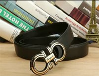 brands Classic style leather belt with box belts for mens wo...
