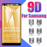 9D Full Cover Tempered Glass Curved Edge Film Screen Protect...