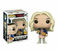 New Stranger Things Eleven Eggos CHASE #421 Funko Pop Televi...