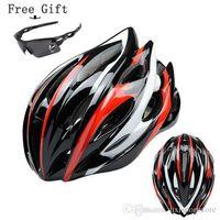hxl de bici Casco Confort Seguridad Ciclo de camino de la bicicleta del ciclo de la mujer del casco EPS de la montaña MTB Ultraligero Hombres