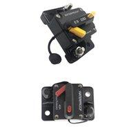 2x30A + 40A restablecimiento manual del interruptor automático 48V para el coche Barco de audio