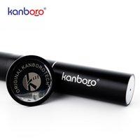 Kanboro Ecube balmumu buharlaştırıcı kuru ot vape kalem ecig dab kulesi araçları için 1 ila 8 6 5 0 pil atomizör