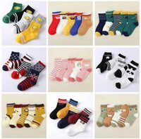 Baby Socks Neonatal Summer Autumn Winter Mesh Cotton Animal ...