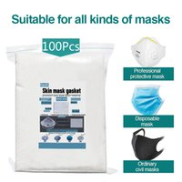 DHL Free! Disposable Facial Mask Filter Pad haze Mask Univer...