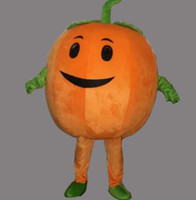 NEW STYLE Props Pumpkin cartoon Mascot Costume Fancy Dress A...