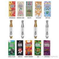 AC1003 Exotic Carts package Ceramic Coil exotic carts Cartri...
