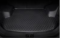 지프 그랜드 체로키 2011-2017에 적합 자동차 뒷좌석화물 트렁크 매트 패드 매트