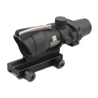 ACOG 4x32 Optical Scope with Red Fiber Crosshair reflective ...