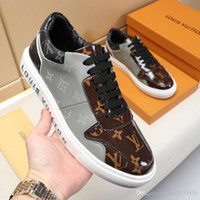 Top Quality scarpe casual per uomo Zapatos de Hombre Moda Uomo Scarpe Sneakers Luxury Design Hot Sale Chaussures pour hommes Beverly Hills