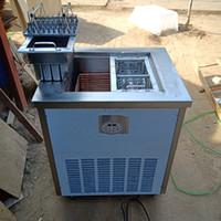 Eis am Stiel Maschine eine schnelle Abkühlung Bildungskosten niedrig Gewinn erwirtschaften hohe schnelle kommerzielle Eismaschine