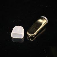 E 담배 평면 플라스틱 세라믹 마우스 피스 망가 증기 카트리지 두꺼운 기름 Vape 펜 일회용 실리콘 캡 드립 팁 커버 캡