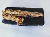 YANAGISAWA W01 Yeni varış Alto Saksafon Eb oynayan profesyonel saksafon müzik aleti Yüksek Kalite alto saksofon Ücretsiz
