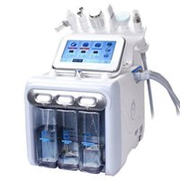 Sıcak sal e6in1 Aqua SPA küçük kabarcık soyma makinesi soyma h2 O2 su oksijen, hidrojen jet