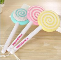 Bonito Candystone Lollipop Style Rasp Pullipo Pedra Pedra Pedra Callus Removedor de Pedicure Foot Tratamento Arquivo Raspador Raspador Body Cuidados
