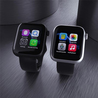 z6 Smart Watch con fotocamera Touch Screen Supporto SIM Card Bluetooth Smartwatch per Android IOS